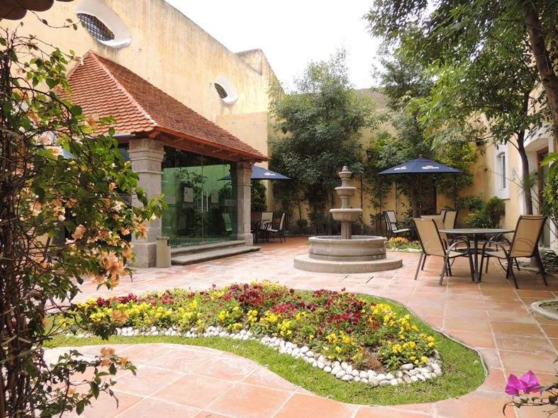 Hacienda soltepec for 14th and grand salon